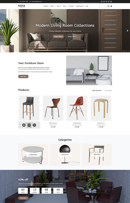 Furniture Demo