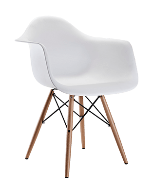 White Camel Chair