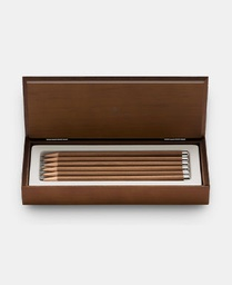 Wood Pencil Set