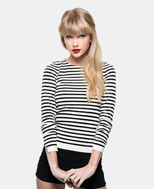 Zebra Fashion Top